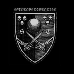 Saturnus Terrorism - Patch blason