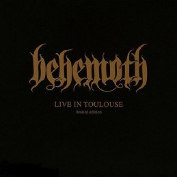 Behemoth - Liive in Toulouse