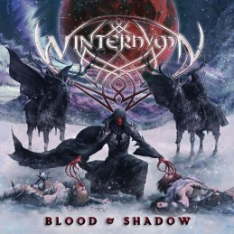 WINTERHYMN - Blood & Shadow (digipack)