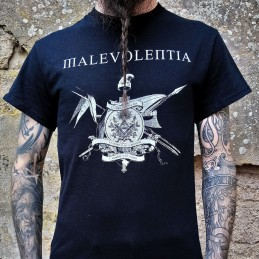 Malevolentia - T-shirt République black