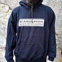 Hoodie Scandinavian Legion (USED) - L