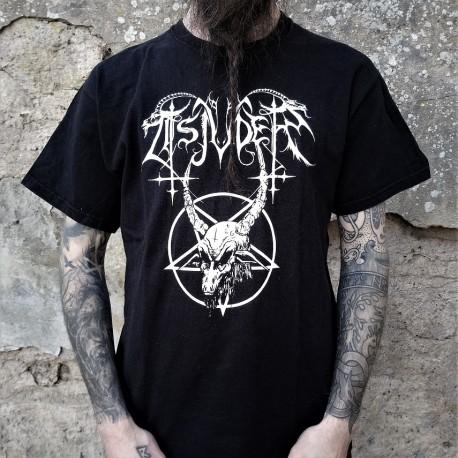 Tsjuder - Tshirt (USED)