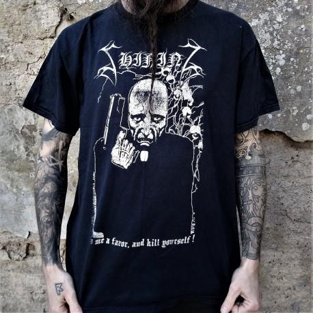 Shining - Tshirt Kill yourself L (USED)