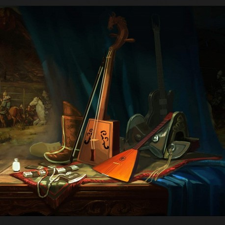 Nine Treasures - Arvan Ald Guulin Honshoor