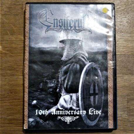 Ensiferum - 10th Anniversary Live DVD - (USED)