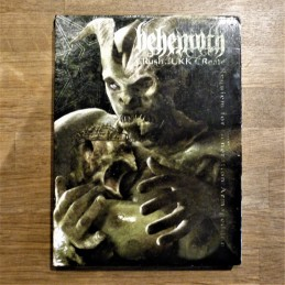 Behemoth - CRush.fUKK.CReate: Requiem for Generation Armageddon - Live DVD (USED)