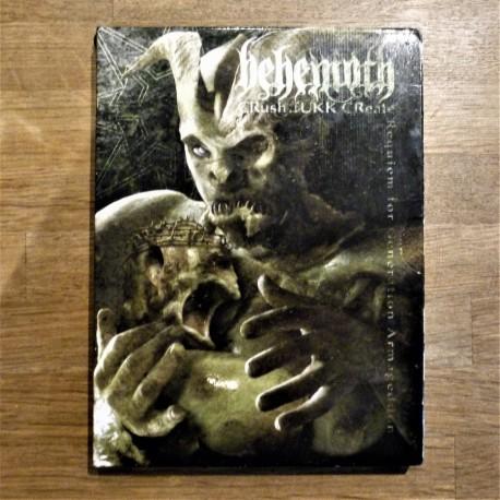Behemoth - CRush.fUKK.CReate: Requiem for Generation Armageddon - Live DVD (USED)
