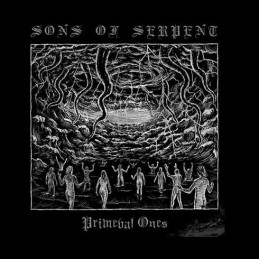Sons of Serpent - Primeval Ones - Digipack MCD