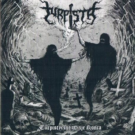 Turpista -Turpistyczne wizje końca - CD
