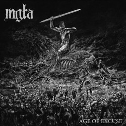 Mgła - The Age of Excuse CD