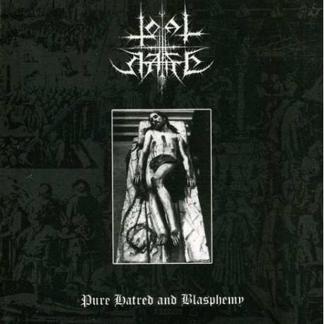 Total Hate - Pure Hatred and Blasphemy MCD