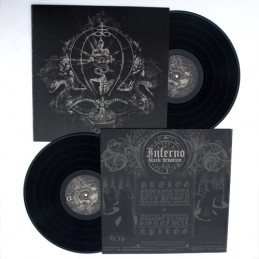 "Inferno - Black Devotion 12"" LP Black"