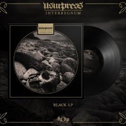 "Usurpress - Interregnum 12"" LP Black"