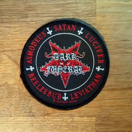 Patch - Dark Funeral
