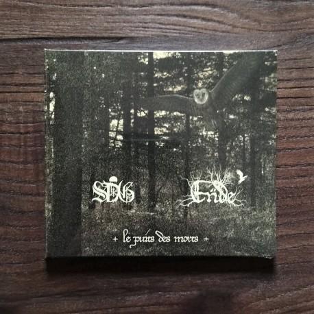 Sorcier Des Glaces/Ende - Le Puits Des Morts (Split)