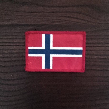 Patch - Norway