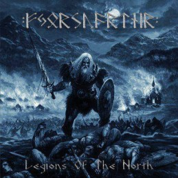 Fjorsvartnir ‎– Legions Of The North