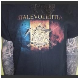 Malevolentia - T-shirt République.couleur HD