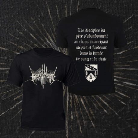 T-shirt Ferriterium Black