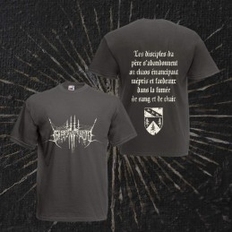T-shirt Ferriterium Grey