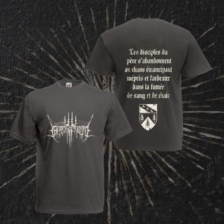 T-shirt Ferriterium Grey