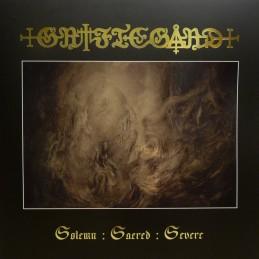 GRIFTEGÅRD – Solemn Sacred Severe LP