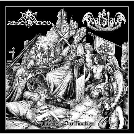 Absolvtion & Goatslave - Elegy of Purification (Split)