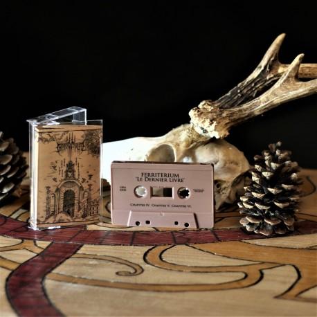 Ferriterium - Le Dernier Livre (cassette)