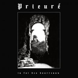 Prieuré - La foie des bourreaux (EP)